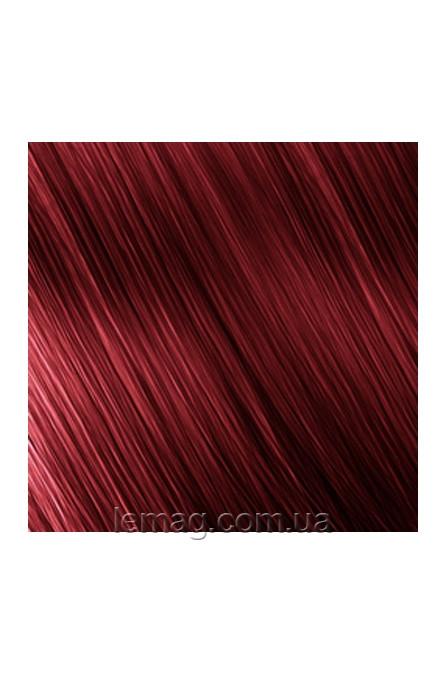 Nouvelle X-Chromatic Hair Color Стойкая крем-краска 6.60 - Глубокий темно-красный русый, 100 мл