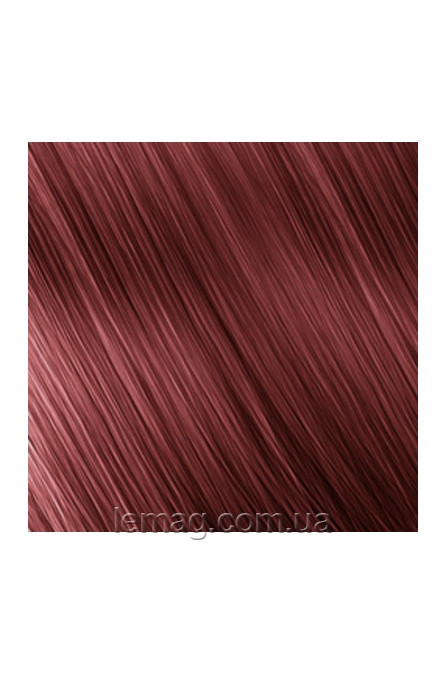 Nouvelle X-Chromatic Hair Color Стойкая крем-краска 6.65 - Красный пунцовый, 100 мл