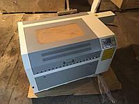 Станок Лазерный Co2 90 w вт с ЧПУ гравер лазер AWC708C гравировальный
