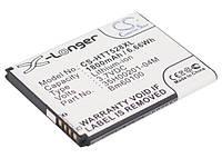 Аккумуляторная батарея CameronSino для смартфона HTC One SV (C520e), 1800mAh/6.66Wh, X-Longer
