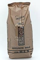 Depileve Film Bronze wax beads Men Пленочный Бронзовый воск в гранулах для мужчин, 500 гр