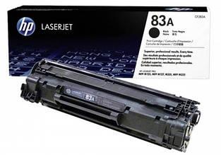Заправка картриджа CF283A (83А)
