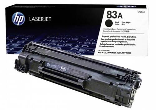 Заправка картриджа CF283A (83А), фото 2