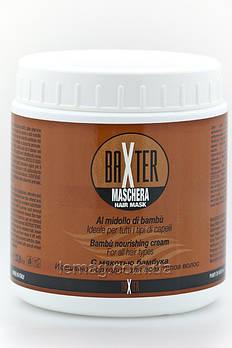 BAXTER Professional Bamboo Marrow Mask Маска с экстрактом Бамбука увлажняющая для всех типов волос, 1000 мл