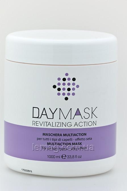 Personal Touch DAYMASK Мультиактивная с Фруктовыми кислотами для всех типов волос с эффектом шелка, 1000 мл