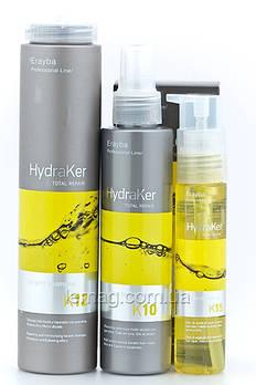 Erayba Professional HydraKer Total Repair Profound recovery Глубокое восстановление волос, Набор