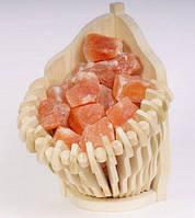 Соль гималайская розовая 4,5 кг