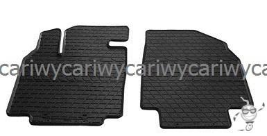 Коврики резиновые в салон Mazda CX-9 07- (design 2016) 2шт. Stingray