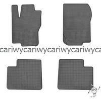 Коврики резиновые в салон Mercedes W 164 ML 05-/166ML 11-/X166GL 12-/X164GL 05- 4шт. Stingray