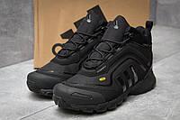 Зимние кроссовки в стиле Adidas Terrex Seamless 350, черные (30072),  [  41 43  ]