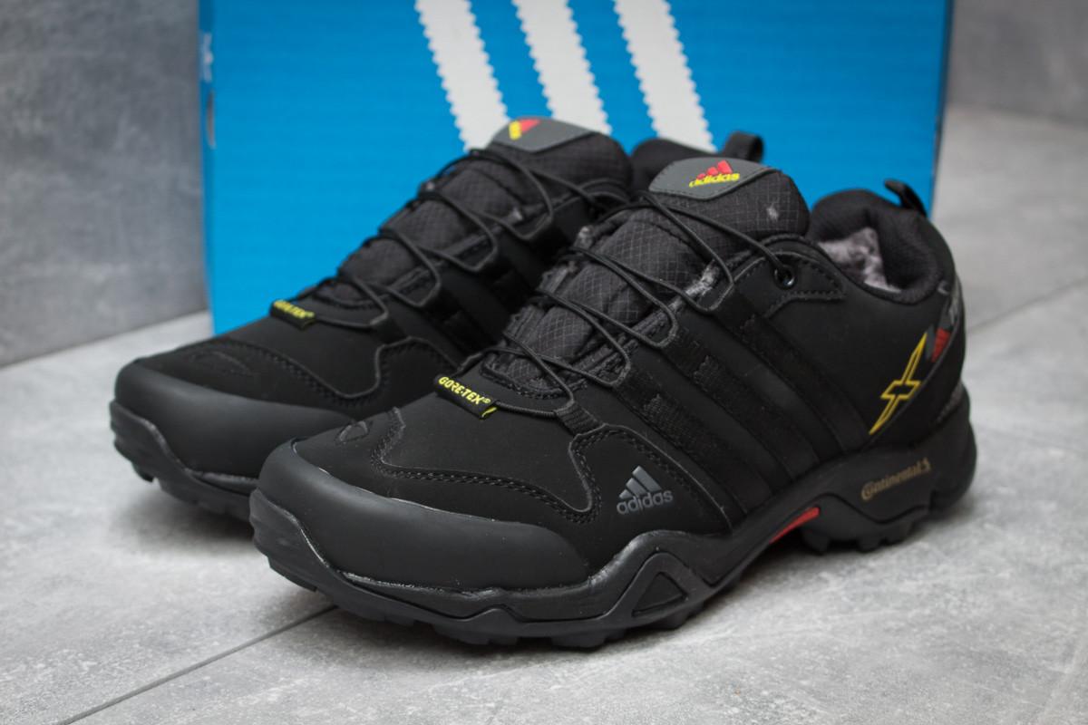 Зимние кроссовки в стиле Adidas Terrex Gore Tex, черные (30102),  [  41 42 44  ]