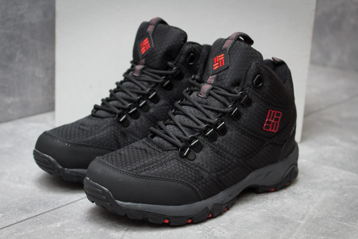 Зимние ботинки  Columbia Firecamp, черные (30121),  [  41 42 43 44 45  ]