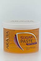 "ARAVIA Сахарная паста для депиляции ""Мягкая и Легкая"" мягкой консистенции, 750 гр"