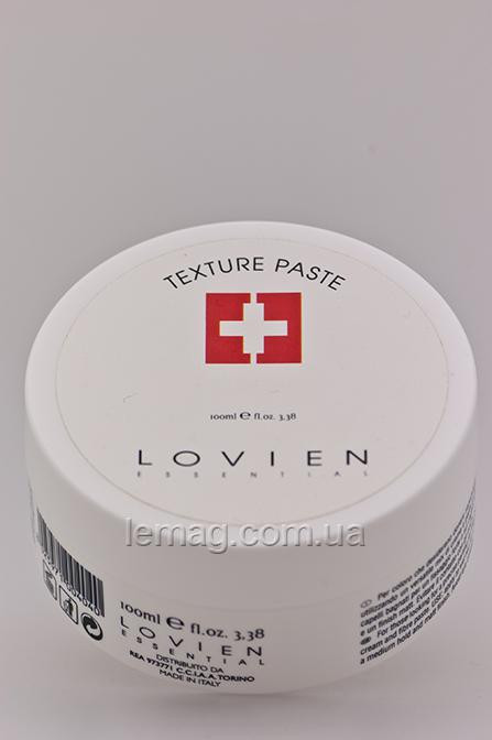 LOVIEN Essential Lovien Essential Texture Paste Паста текстурная с матовым эффектом, 100 мл