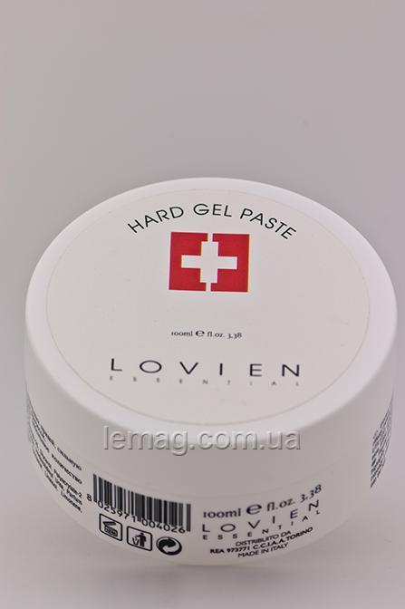 LOVIEN Essential Lovien Essential Finish Paste Gel Паста для выделения отдельных прядей сильной фиксации, 100 мл
