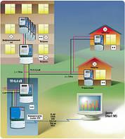 Проектирование  автоматизированных систем учета потребления электрической энергии