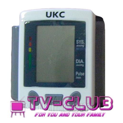 Автоматический тонометр на запястье  UKC Blood Pressure Monitor