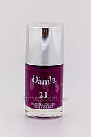 Danila №21 Лак для ногтей, 12 мл