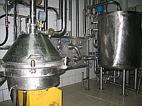 Модульные линии приемки молока и приемные отделения высокой производительности
