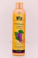 Nila Uni-Cleaner Универсальное средство для очистки ВИНОГРАД без ацетона, 250 мл