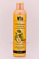 Nila Uni-Cleaner Универсальное средство для очистки ЗЕЛЕНОЕ ЯБЛОКО без ацетона, 250 мл