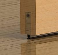 Двери с автоматическим порогом (антипорог)