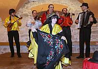 Цыганский ансамбль на корпоративный праздник