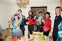 Цыганский ансамбль на фуршет, вечеринку