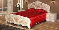 Кровать с ортопедическим каркасом  Кармен Нова 1,6