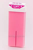 Depileve NG formula Roll-on Rosa wax Розовый воск с тальком в кассете, 100 мл