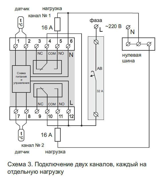 Варіанти підключень, фото_3