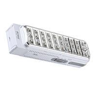 Светодиодная аккумуляторная лампа 30LED KMS для аварийного освещения