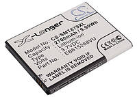 Аккумуляторная батарея CameronSino для смартфона Samsung Galaxy Note, 2700mAh/9.99Wh, X-Longer