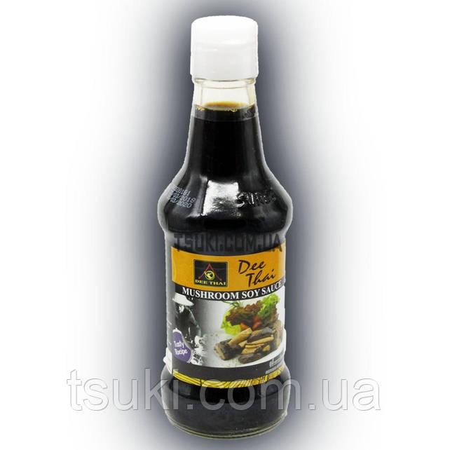 Соус грибной Mushroom soy sauce  342 гр. Таиланд