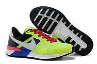Мужские кроссовки Nike Air Pegasus салатовые