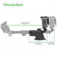 Автомобильное крепление для камеры IOTTIE Easy One Touch GoPro Cradle for GoPro (HLCRIO122GP)