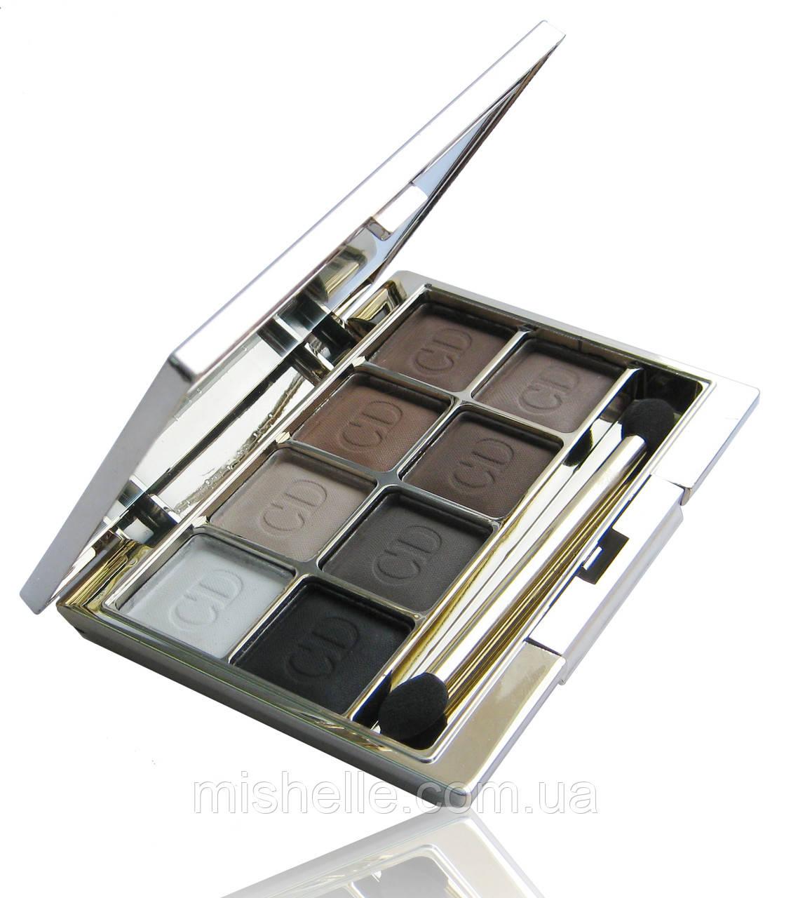 Тени Dior Natural Three-Dimensional (Диор Натурель Дименшионал)