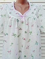 Ночная рубашка с рукавом 50 размер, фото 1