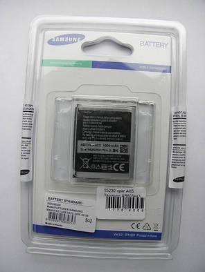 Аккумулятор samsung S5230, s5233, s5230w AAA, фото 2