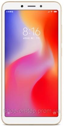 Смартфон Xiaomi Redmi 6 4GB/64GB Gold EU/CE, фото 2