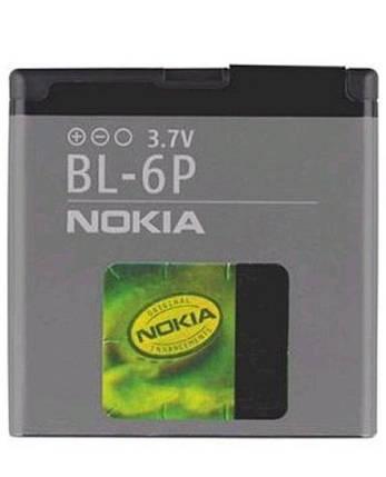 Аккумулятор для Nokia  bl 6p Nokia 7900, 6500 classic AAA, фото 2