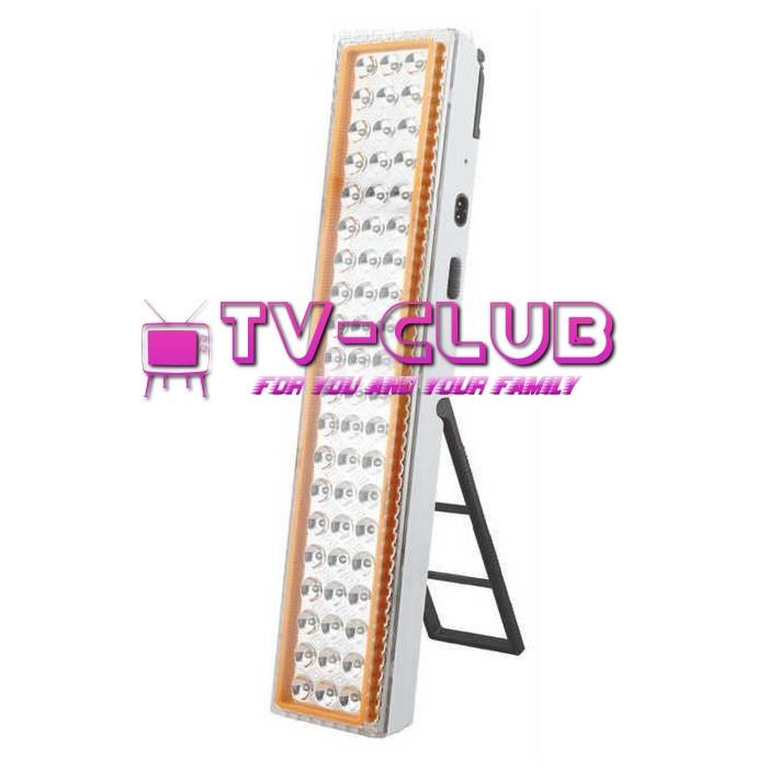 Аварийный диодный светильник с аккумулятором YJ-8817 на 60 Led