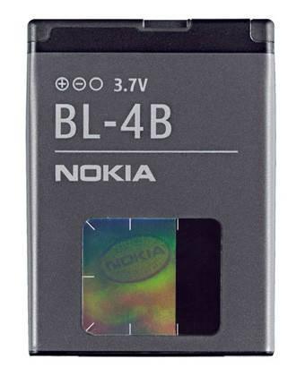 Аккумулятор bl 4b 2760, 7373, n76, 5000 AAA, фото 2
