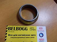 Прокладка приемной трубы глушителя (кольцо) Geely СК, Джили СК
