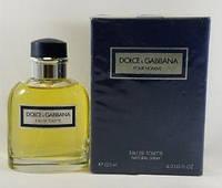 Dolce & Gabbana Pour Homme туалетна вода 125 ml.