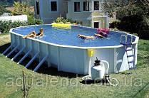 Бассейн Esprit Serenada круглый 3,66 х 1,32м (объем 12м3) С ЛЕСТНИЦЕЙ, фото 2