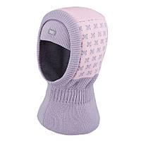 Шапка-шлем для девочки  TuTu 115 арт. 3-004188(46-50,50-54), фото 1