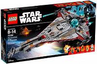 Конструктор Стрела LEGO Star Wars (75186)