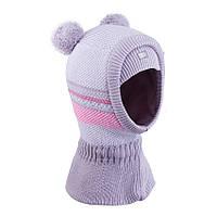 Шапка-шлем для девочки  TuTu 114 арт. 3-004185(46-50,50-54), фото 1