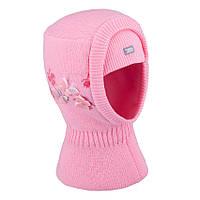 Шапка-шлем для девочки  TuTu  116 арт. 3-004184 (46-50, 50-54), фото 1